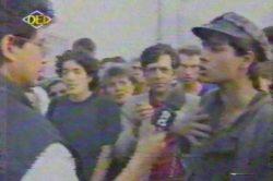 Mineriada 25 septembrie 1991 partea 2