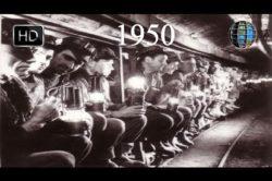 VIDEO Arhivă: 1950 Minerii din timpul Regimului Comunist Român HD